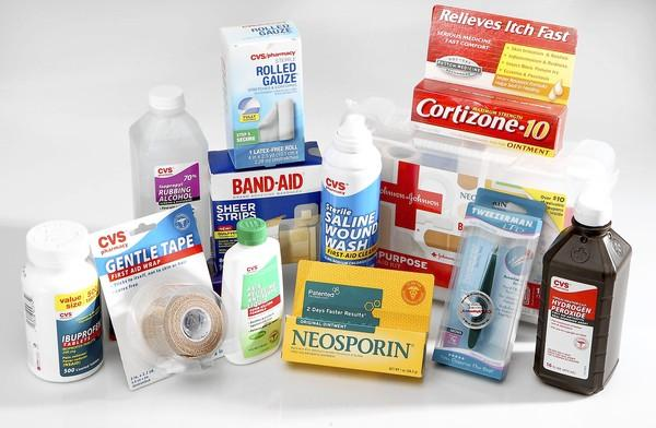 medicines and ointments